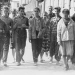 Коля Головчинер: В Пскове. Коля справа, 1960г.